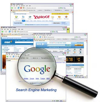 How to find out the search engine that is dominating a country?